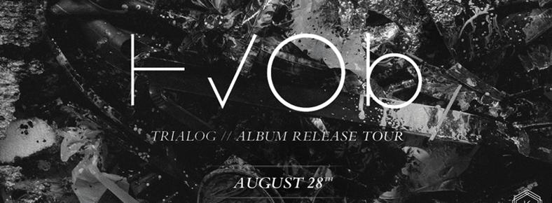 28 Ağustos 2015 Cuma 22:00 CUE Presents: HVOB @ Kloster Terrasse