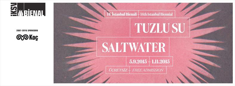 BONUS  5 Eylül - 1 Kasım 2015 14. İstanbul Bienali