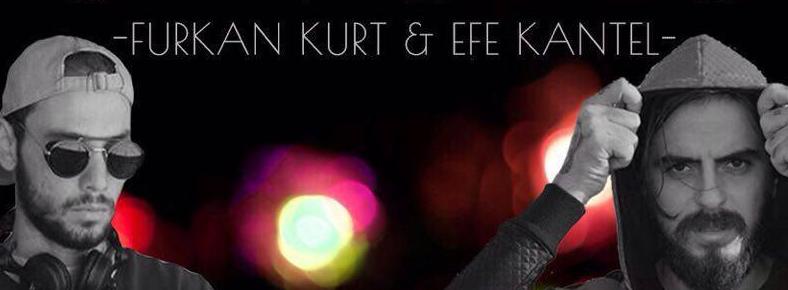 31 Aralık 2015 Perşembe 23:00 Furkan Kurt & Efe Kantel @ ottoASMALI
