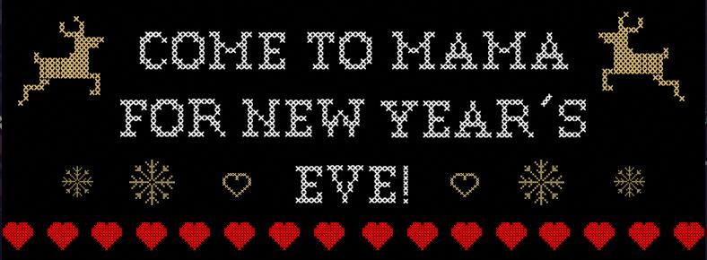 31 Aralık 2015 Perşembe 21:00 New Year's Eve @ Mama Shelter