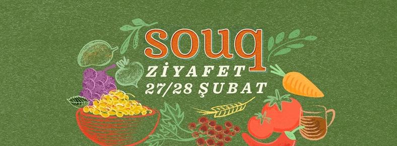 27 - 28 Şubat 2016 Souq Ziyafet @ Souq Karaköy