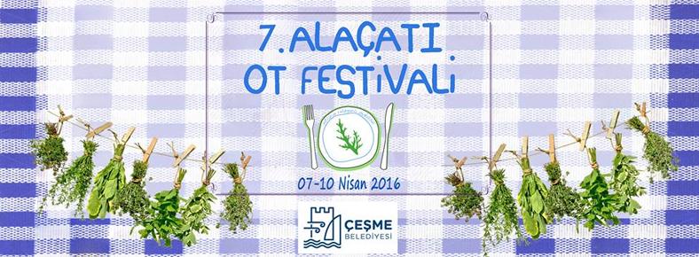 BONUS 7 - 10 Nisan 2016 Alaçatı Ot Festivali