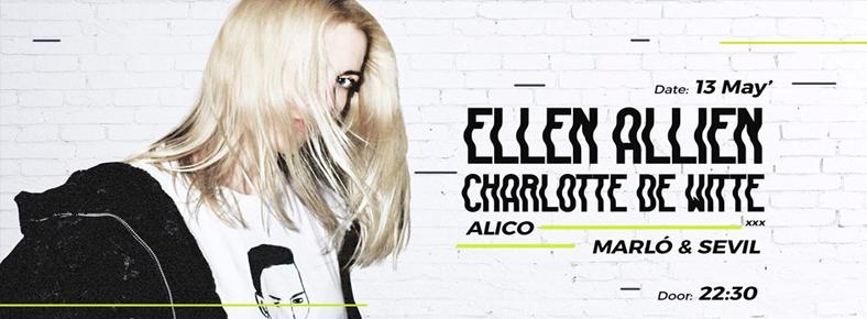 13 Mayıs 2016 Cuma 22:00 Ellen Allien @ Kloster