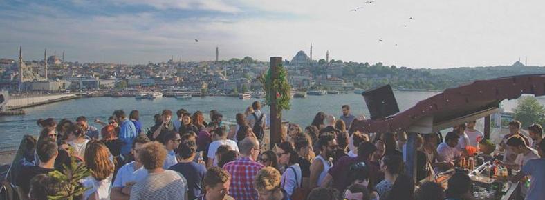 11 Haziran 2016 Cumartesi 19:00 ℋobta @ Nest Karaköy