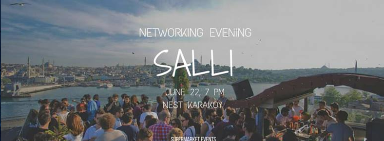 22 Haziran 2016 Çarşamba 19:00 SALLI @ Nest Karaköy