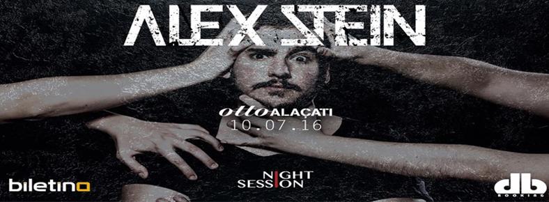 10 Temmuz 2016 Pazar 16:00 Alex Stein @ ottoALAÇATI